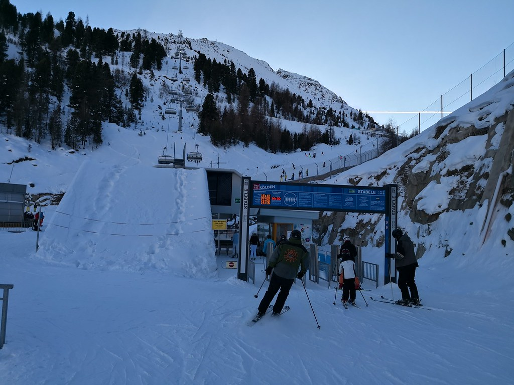 Stabele chairlift