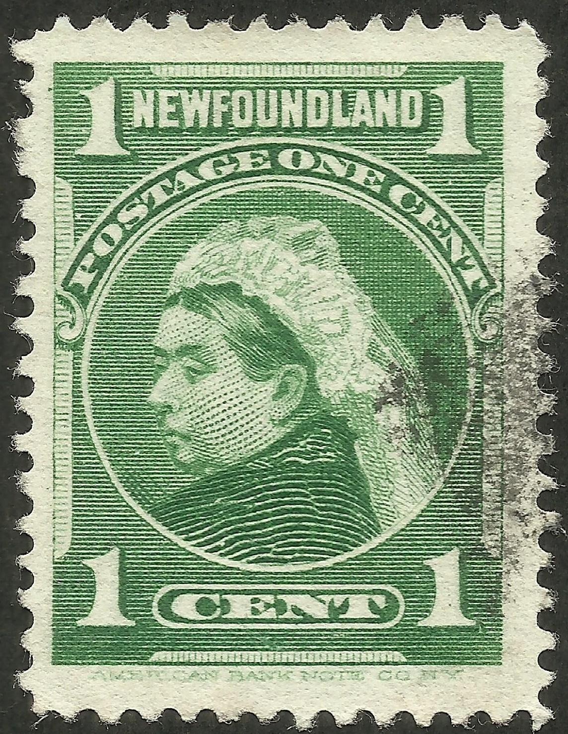 Newfoundland - Scott #80 (1898)