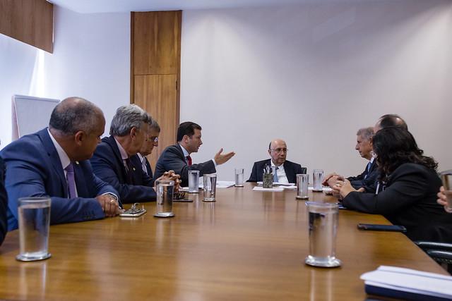 22/02/2018 Reunião com Nelson Marchezan Jr, prefeito de Porto Alegre