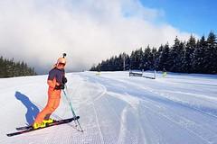 SNOW tour: Kouty nad Desnou – proklatě dlouhé pisty