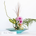 Ocean's Ikebana Display