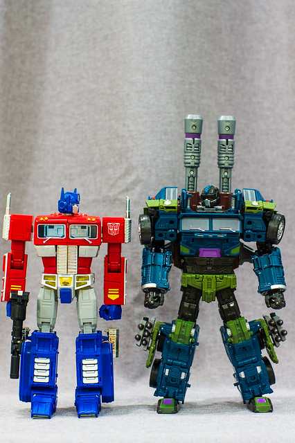 Onslaught with Prime