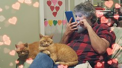 Day 10 of 365--Back Home to Hubby & Kitties--Cellphone Project 2018