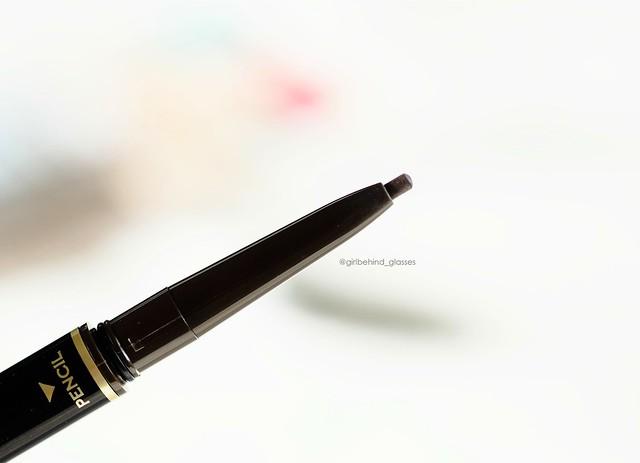 K-Palette 1 Day Tattoo Lasting 3Way Eyebrow Pencil Grayish Brown pencil