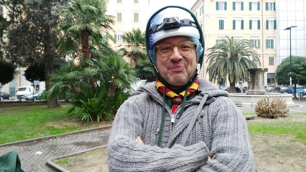 Uscita Lupetti Ancona ad Ancona sotterranea. 21 gennaio 2018