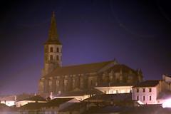 FR10 1059 Le Collégiale de Saint-Michel. Castelnaudary, Aude, Languedoc