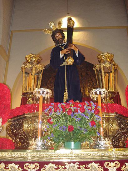 Asociación de Fieles del Cristo del Gran Poder y Nuestra Señora del Rosario.