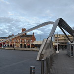 Whittle Arch at Millenium Point, Coventry.