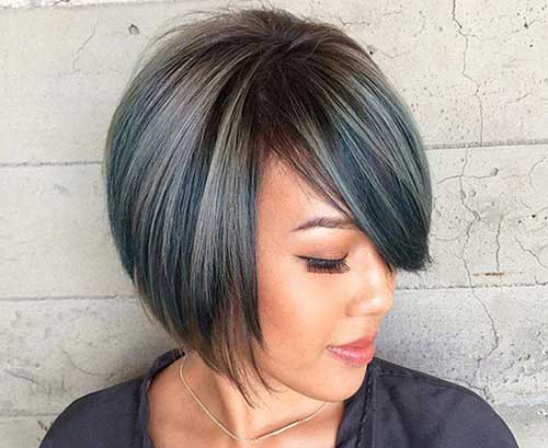 blunt haircuts with bangs hairstyles amp designs for 2018 fashionre 5165