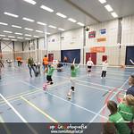 Schoolvolleybaltoernooi 2018 meisjes groep 3-4