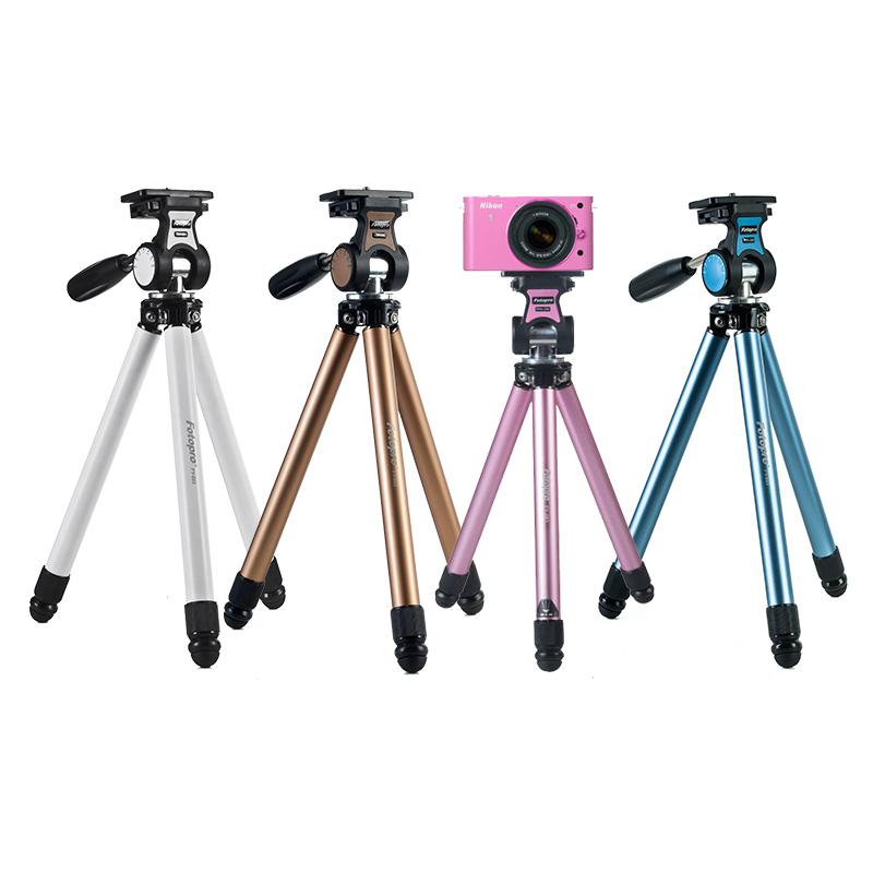 Tripod Chân máy ảnh gấp gọn FOTOPRO FY-683 chịu lực đến 3kg