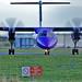Bombardier Dash 8 Q400 G-FLBE