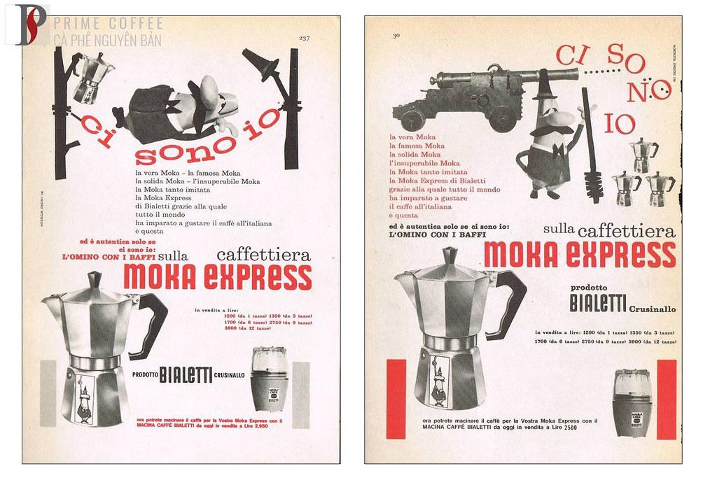 Poster moka Express