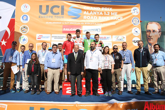 Grand Prix Alanya 1.2 Yol Yarışı-3