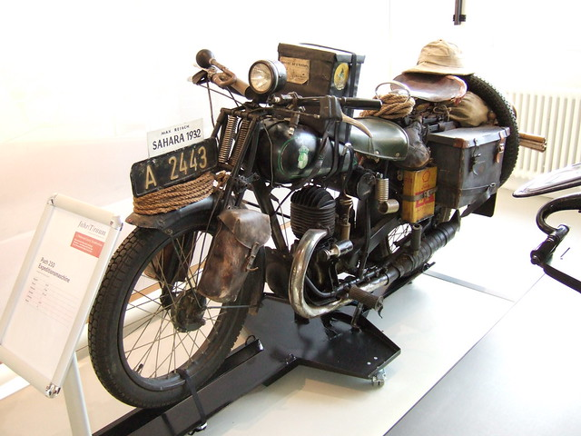 PUCH 250 - 1929