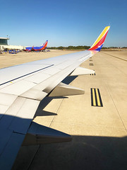 Southwest Airlines –  Boeing 737-7H4 N932WN @ Tampa International