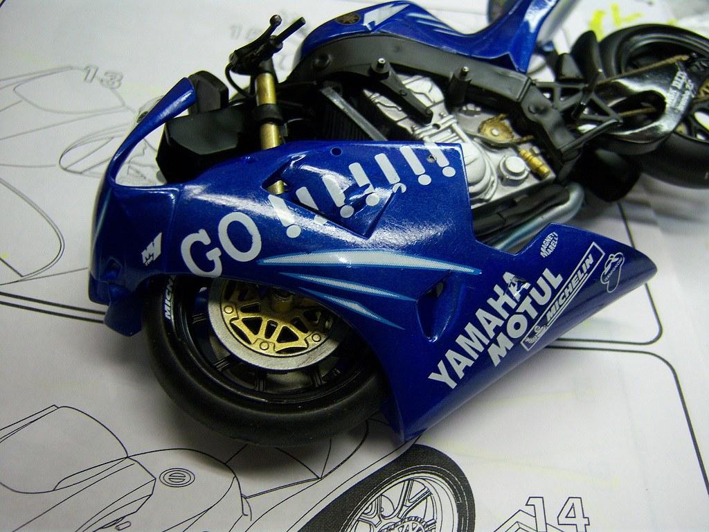 2004 Yamaha YZR M1 05