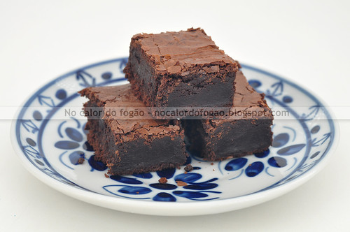Brownies de espelta