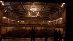 Platéia do Cine Teatro Central, Juiz de Fora/MG