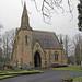 St. Andrew's Chapel, Hexham Cemetery, Northumberland, England, UK