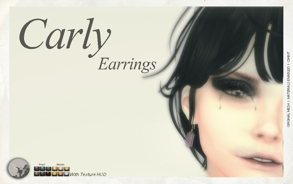 Carly earrings @ the Hidden Chapter - TeleportHub.com Live!