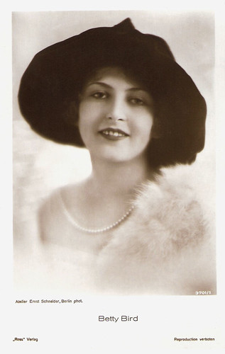 Betty Bird
