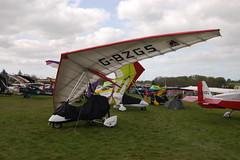 G-BZGS Mainair Blade [1242-0300-7] Popham 020509