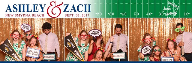 delamater house nsb new smyrna beach wedding photobooth