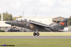 E10 314-UL - E10 - French Air Force - Dassault-Dornier Alpha Jet E - RIAT 2007 Fairford - 070714 - Steven Gray - IMG_6934