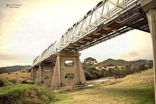Tharwa Bridge (Built 1895), Murrumbidgee River