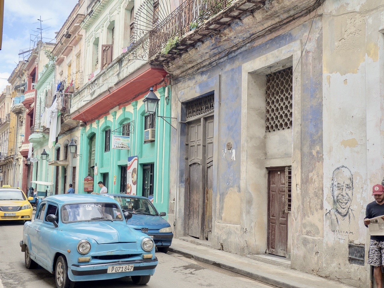Havana-vanhat-autot