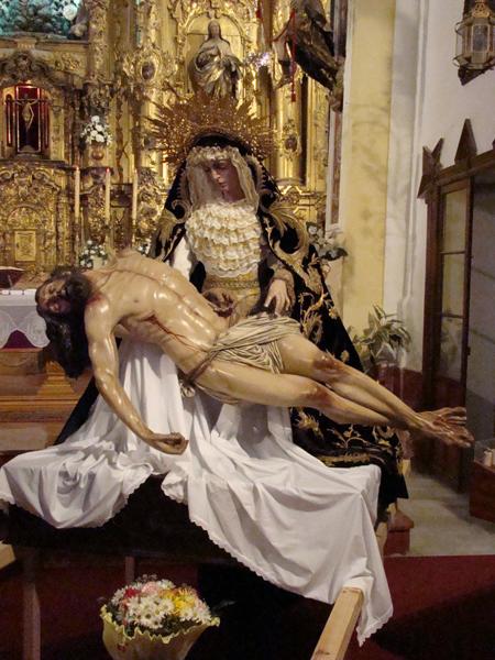 Muy Ilustre y Real Hermandad de Nuestra Señora de la Soledad y Santo Entierro de Nuestro Señor Jesucristo