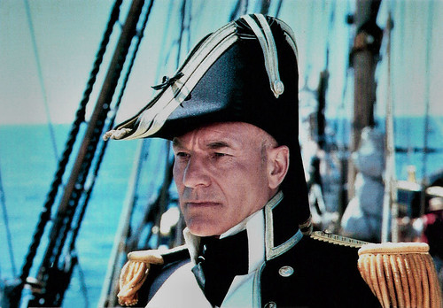 Patrick Stewart in Star Trek Generations (1994)