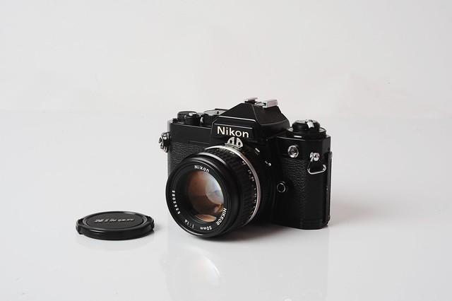 Nikon FE, Nikon D3, AF Zoom-Nikkor 28-80mm f/3.3-5.6G