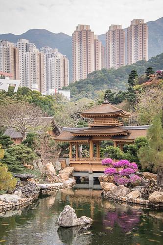 gardens & highrises
