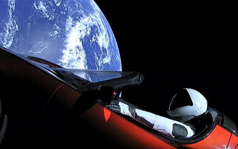 Où est Starman ? Un nouveau site Web vous permet de suivre la Tesla d'Elon Musk dans l'espace