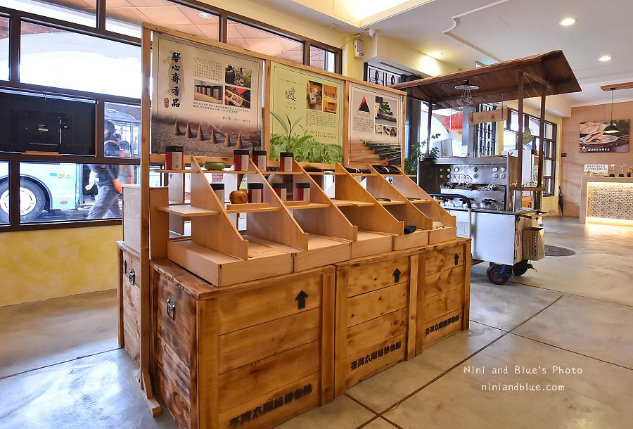 太陽餅博物館 台中火車站 景點10
