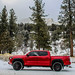 Snow Shoot with the Tacoma TRD Pro by josephlyte