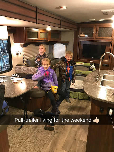 Howe ranch weekend
