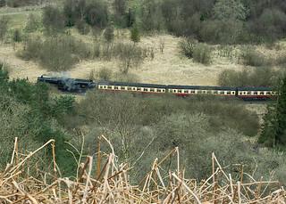 20170330-09_Steam Train on North Yorkshire Moors Railway
