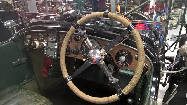 Vintage Bentleys