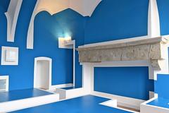 Work for the Abbaye de Corbigny (Blue) - Photo of Sardy-lès-Épiry