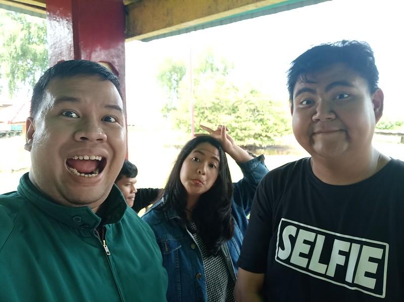 Foto selfie pakai Oppo F5. Hasil Foto Oppo F5. (Liputan6.com/ Yuslianson)