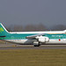 EI-CTM British Aerospace 146-300 Aer Lingus