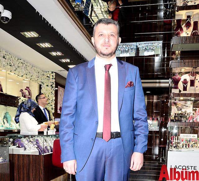 Cafer Aydoğan- Aydoğan Kuyumculuk Geleneksel Çadır İndirimi