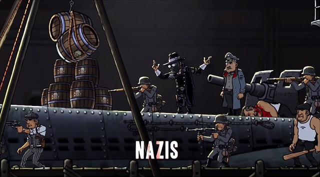 Guns Gore And Cannoli 2 - Nazis