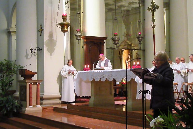 """Consegna della Lettera Pastorale """"Per una Chiesa in cammino"""" 23 febbraio 2018"""