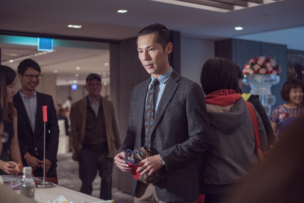 20171210晶華酒店婚禮記錄 (103)