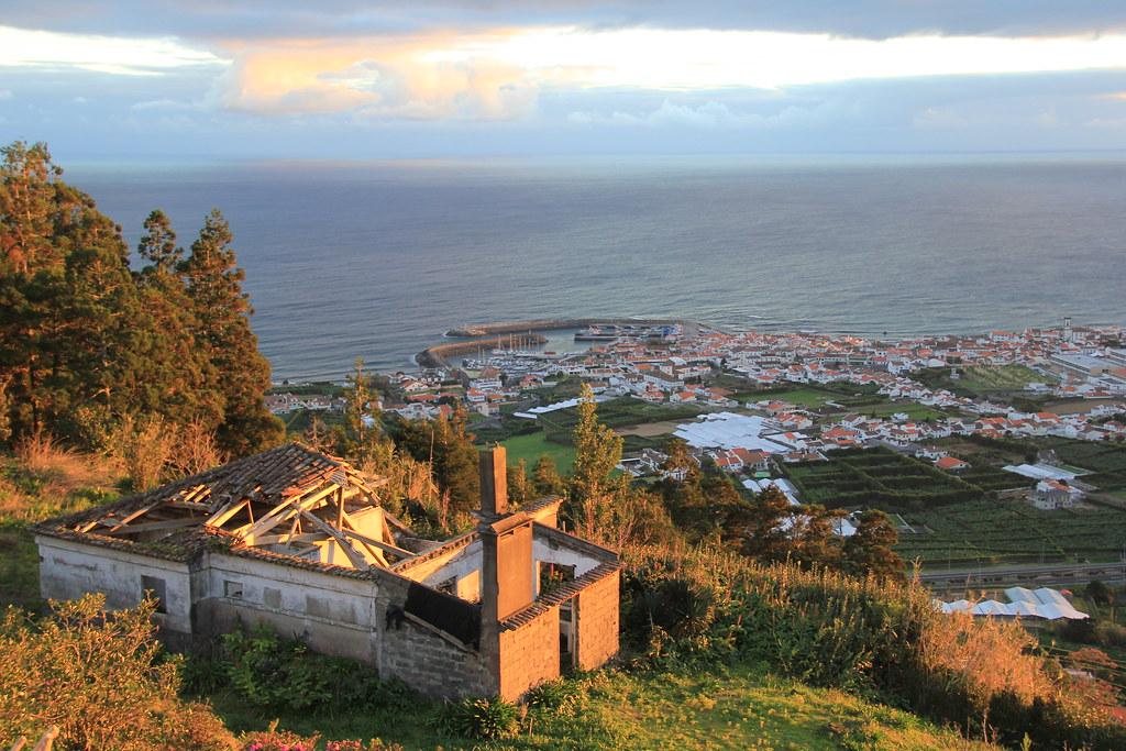 Views from Ermida Nossa Senhora Da Paz, São Miguel