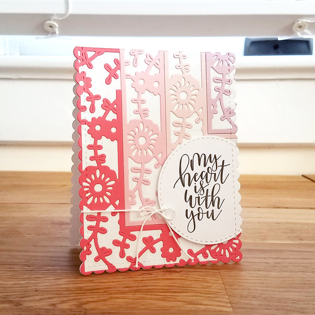 Lizzie Jones - My Heart Is Wish You Card